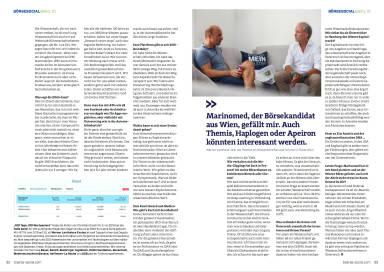 Interview Evotec CEO Werner Lanthaler - Börse Social Magazine #07