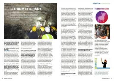 Lithium Literacy - Börse Social Magazine #08