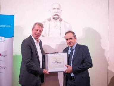 Friedrich Wachernig (CFO S Immo), Wolfgang Matejka (wolfgang-matejka.com)