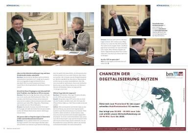 Börse Social Magazine #1 Roundtable 4/4
