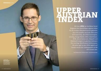 Upper Austrian Index - Börse Social Magazine #3