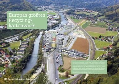 Mayr-Melnhof - Europas größtes Recyclingkartonwerk