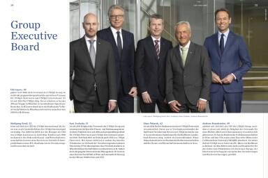 Uniqa - Group Executive Board
