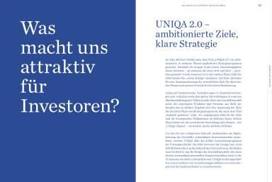 Uniqa - Was macht uns attraktiv für Investoren?