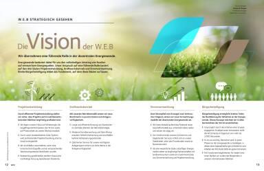 W.E.B. - Vision