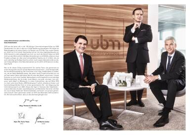 UBM Vorstand