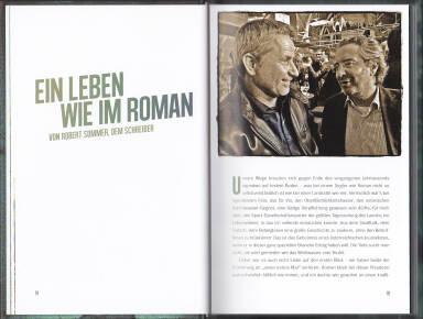 Robert Sommer, Roman Hagara