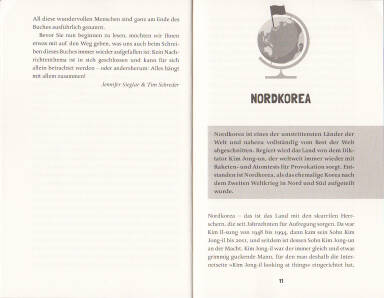 Vorwort, Nordkorea