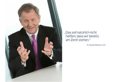 Eduard Zehetner, CEO