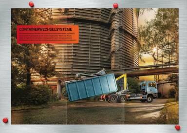 Containerwechselsystem