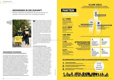 Österreichische Post Geschäftsbericht 2013 - Wegweiser in die Zukunft