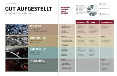 Polytec Geschäftsbericht 2013 - Gut aufgestellt