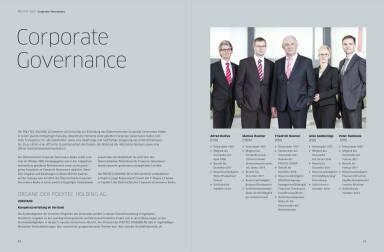 Polytec Geschäftsbericht 2013 - Corporate Governance