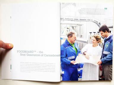 Mayr-Melnhof Karton AG Geschäftsbericht 2014 Unternehmenskennzahlen - Fooboard