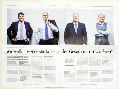 """Vienna Insurance Group Konzernbericht 2014 - Vorstand: """"Wir wollen weiter stärker als der Gesamtmarkt wachsen"""""""
