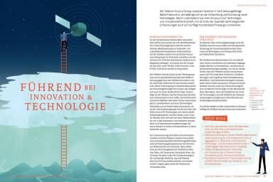 Telekom Austria Group Geschäftsbericht 2014 - Führend bei Innovation und Technologie