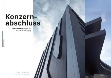 UBM Jahresfinanzbericht/Geschäftsbericht 2014 - Konzernabschluss