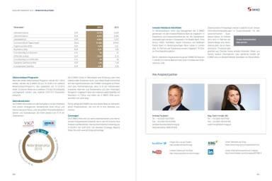 S Immo Geschäftsbericht 2014 - Investor Relations