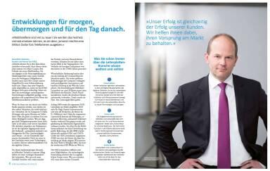 AT&S Geschäftsbericht 2014/15 - Andreas Gerstenmayer, Vorstandsvorsitzender