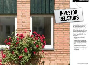 Buwog - Investor Relations