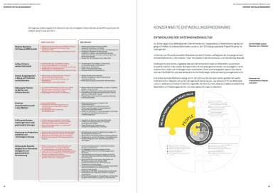 Palfinger Geschäftsbericht 2015 - Konzernweite Eintwicklungsprogramme