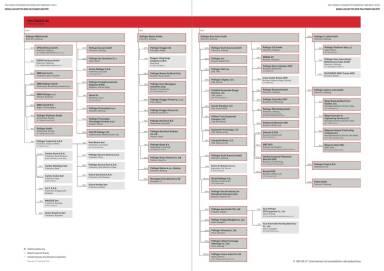 Palfinger Geschäftsbericht 2015 - Struktur und Beteiligungen