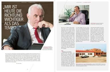 Polytec Geschäftsbericht - Friedrich Huemer