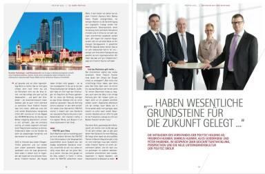 Polytec Geschäftsbericht - Vorstand