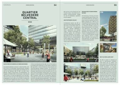 UBM - Quartier Belvedere Central