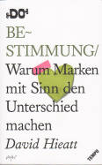 Vorne of book 'Bericht Geschäfts - David Hieatt - Bestimm...