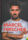 Vorne of book 'Bericht Geschäfts - Marcel Hirscher die Bi...