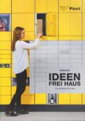 Magazin vorne of book 'Bericht Geschäfts - Österreichisch...