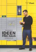 Finanzbericht vorne of book 'Bericht Geschäfts - Österrei...