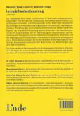 Hinten of book 'Bericht Geschäfts - Peter Haunold / Herbe...