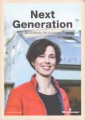 Front of book 'Bericht Geschäfts - Wienerberger Geschäfts...