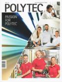 Vorne of book 'Bericht Geschäfts - Polytec Group Geschäft...