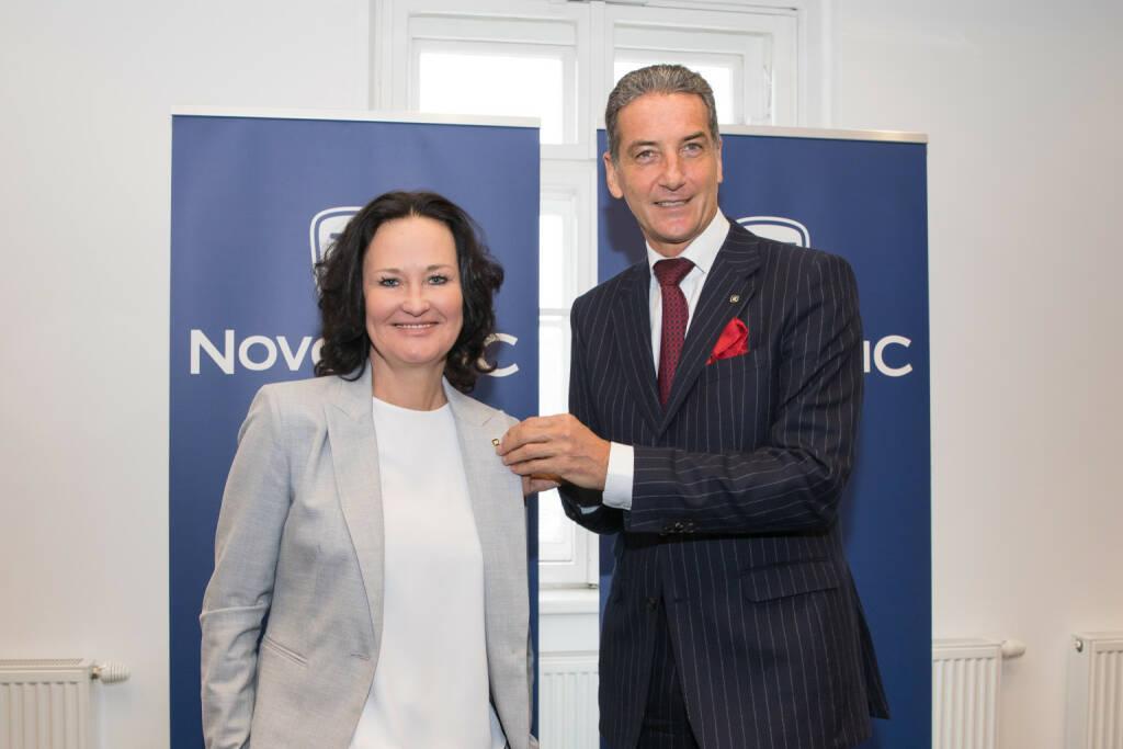 Novomatic: Eva Glawischnig wird